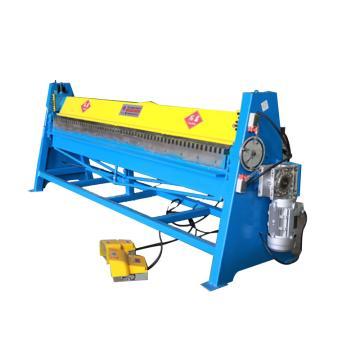 拓鑫重工 電動折邊機,用于2毫米以下鍍鋅板、鋼板、有色板的折彎和翻邊工作,三年質保