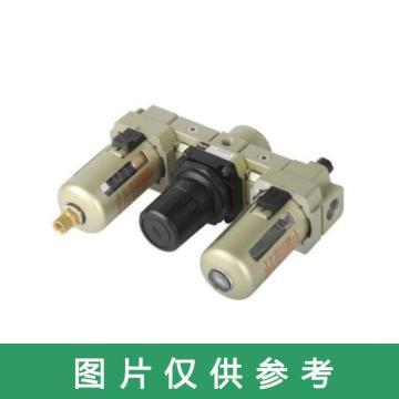 西域推薦 氣源三聯件,AC3002-02-03