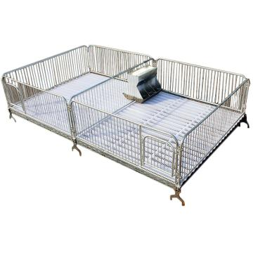 耐爾尼 豬用保育床、尺寸:2.1*3.6m,仔豬保育床、養殖器械