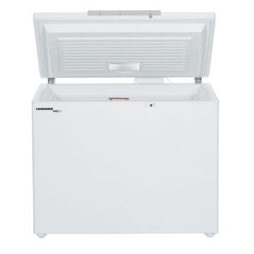 利勃海尔 低温冰箱,卧式冷冻冰箱,-10~ -45℃,365L,外部尺寸(宽x深x高):1373×808×919mm,LGT 3725