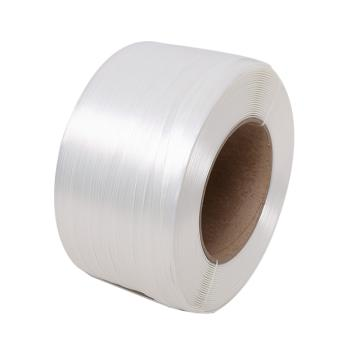 西域推薦 聚酯纖維打包帶,寬度:13mm,1100m/卷,系統拉力:480kg,TC40,2卷/箱