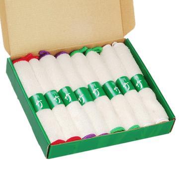 宜洁 竹纤维洗碗布量贩装,Y-9511 20cmx20cmx8片 8片装 单位:包
