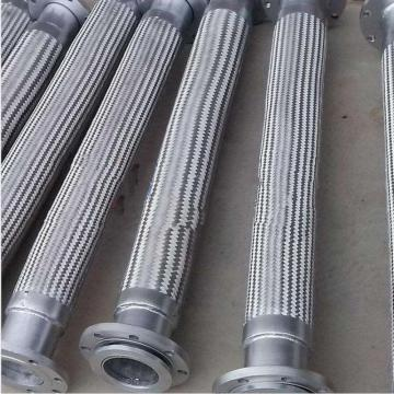 高科橡塑 煤氣金屬軟管,φ400*4200 0.6MPa 法蘭連接 材質304