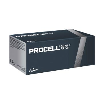 Procell致芯堿性電池,5號 AA 高性能,24粒/盒,單位:盒