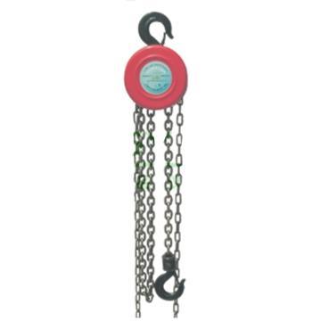 太湖 HSZ圓型手拉葫蘆,起重量:2T,起重高度:6m,HS2×6m(庫存有限 售完即止)