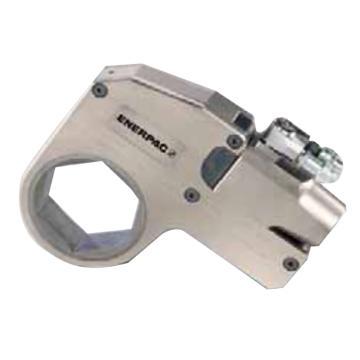 恩派克ENERPAC 钢制中空液压扳手,最大扭矩11848Nm 六角对边尺寸75mm,W8000X+W8215X
