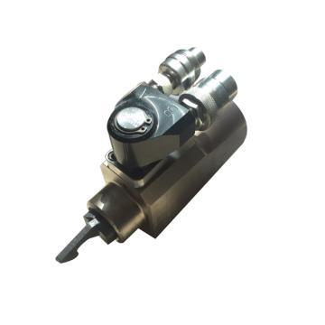 恩派克ENERPAC 钢制中空液压扳手动力头,最大扭矩输出5661Nm,W4000X
