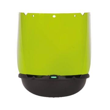 梅思安MSA 防電弧面屏,10118480,含下頜罩 11.3cal/cm2,5個/盒