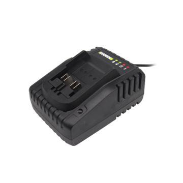 威克士外置电池充电器,20V,WA3921