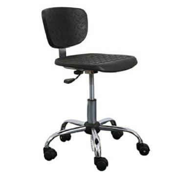 佰斯特 防靜電聚氨酯工作椅,彈簧鋼,鋼制五星爪,防滑花紋,Y-6B
