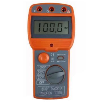 康達電氣 便攜式數字絕緣電阻表,KD2671P
