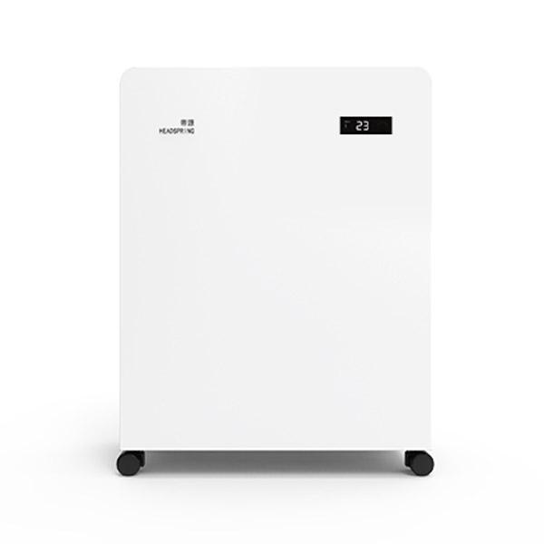 帝源 空氣凈化消毒機,LB610,220V,71W,溶菌酶殺菌/除霾/除醛/自動檢測PM2.5/APP遠控