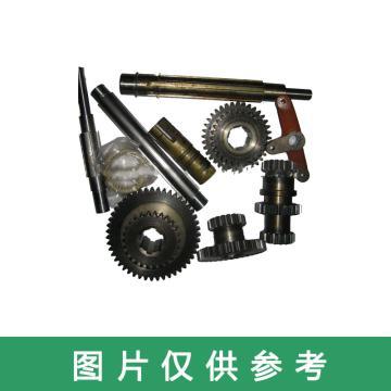 北京一機 XA5032銑床配件總成,含進刀箱總成、接頭、內外套、軸各1,搖臂、銷子各2