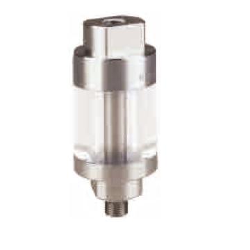 德魯克/Druck 壓力基座潮氣隔離器,IDT600-1(G1/8壓力接口)