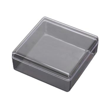 西域推薦 塑料盒,透明 75*75*28mm