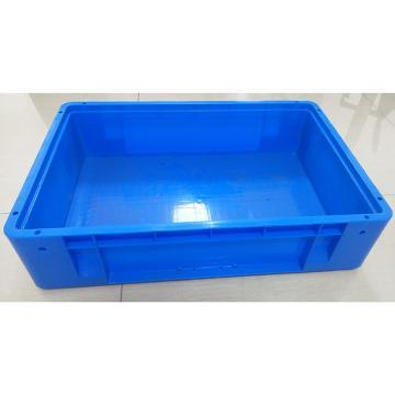 西域推薦 零件周轉箱(藍色),400mm*300mm*280mm