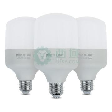 雷士 LED燈泡 36W E27 白光 LED A120,36W 6500K,24個每箱,單位:箱