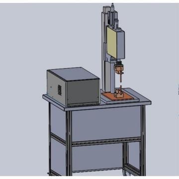 PW 點焊機(含備件),2000J