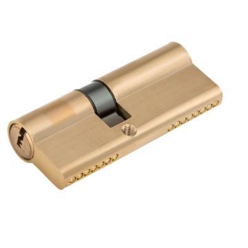 西域推薦 防盜門鎖芯,純銅 75mm,個