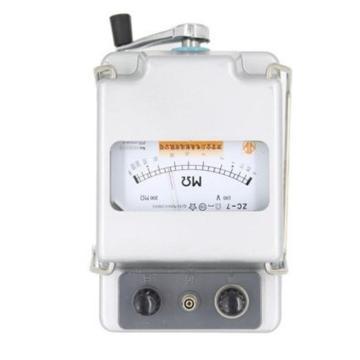 金川 兆歐表,ZC-7 0-100V 0-200MΩ