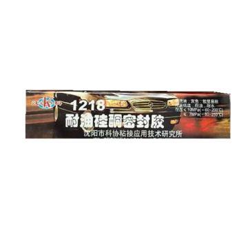 沈科 耐油硅酮密封膠,1218,115g/支