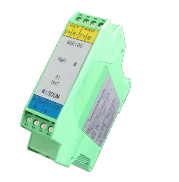 维盛 安全栅,WSE100 20-35VDC IN:4-20mA Out:4-20ma