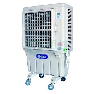 瑞康機電 移動式冷風機,RK-70-A,220V,450W,風量9000m3/h,加水量70L,耗水量8-10L
