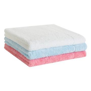 内野 日本新疆长绒棉浴巾,8850B643-N 71*140cm 随机色 单位:条