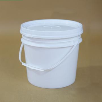 西域推薦 塑料油漆桶,3L