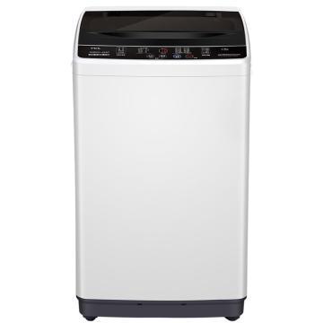 TCL 5.5KG波輪洗衣機,XQB55-36SP 亮灰色 單位:臺