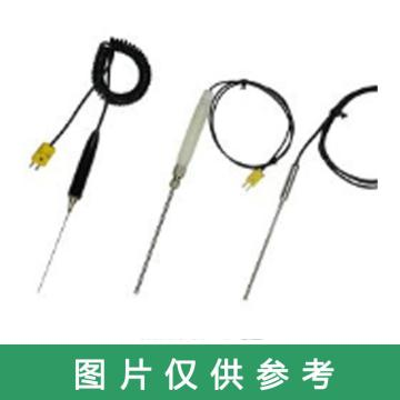 沈陽中色 鎧裝熱電偶,WRKK1-191 φ3*1800*1000 管皮材質3039 插頭:SMPW-K-M