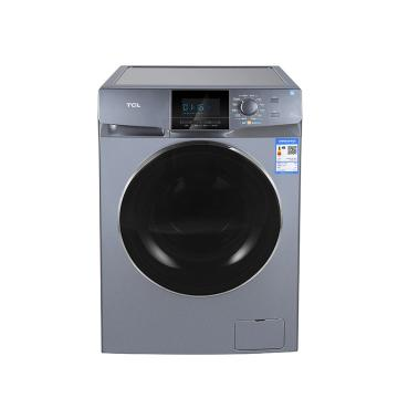 TCL 9KG變頻滾筒洗衣機,XQG90-123071B 星云藍 單位:臺