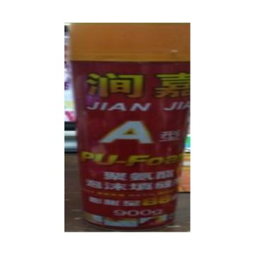 澗嘉 聚氨酯泡沫填縫劑,A型,900g/瓶