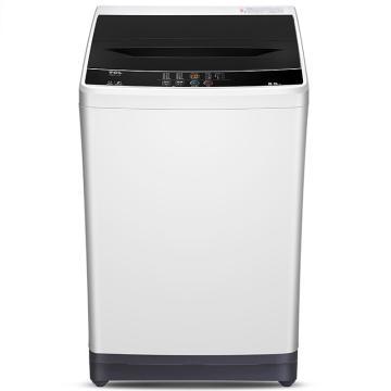 TCL 8KG波輪洗衣機,XQB80-1011 寶石黑 單位:臺