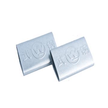 磊可 鍍鋅鋼字鎖扣,0.9*32*50,定制款,下單前咨詢