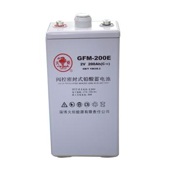 火炬 蓄電池,GFM-200E