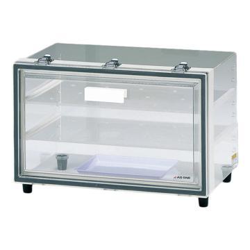 亞速旺 防潮箱(干燥劑式),干燥劑式防潮箱,內寸:485×275×285mm,LL,1-007-01