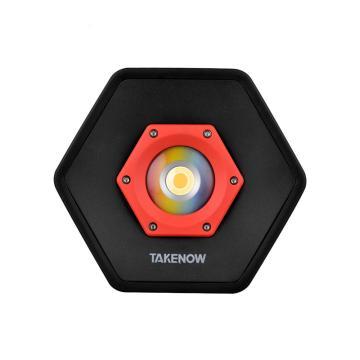 铁朗 飞速比色工作灯,多功能坚固工作灯,WL4118,编号26588,单位:个
