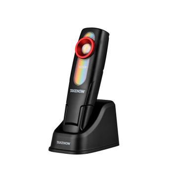 铁朗 飞速比色工作灯,多功能充电式笔灯,WL4111S,编号26587,单位:个