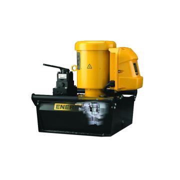恩派克 液压扳手泵,700bar 含油36kg(黑色),ZE4210ME