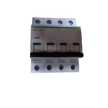 施耐德電氣 小型斷路器,IC65N 4P D16A