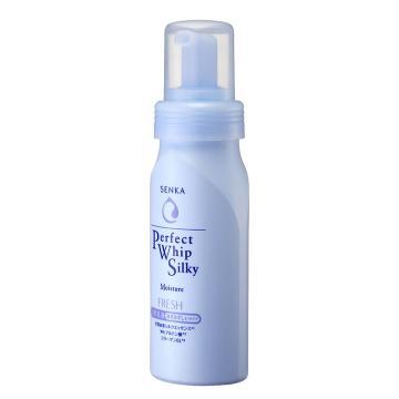 資生堂 珊珂絲潤保濕泡沫乳液,150mL 單位:瓶