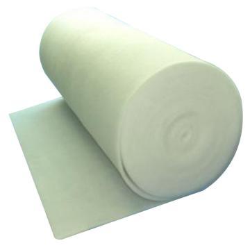 JAF 成卷初效過濾棉,50m(長)*2m(寬)*10mm(厚),過濾效率G4