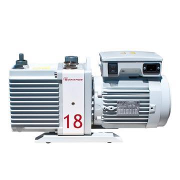 愛德華/EDWARDS EM系列旋片式高真空泵,A34317984 E1M18 115V/200-230V 50/60Hz