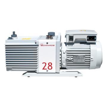 愛德華/EDWARDS EM系列旋片式高真空泵,A37317984 E2M28 115V/200-230V 50/60Hz