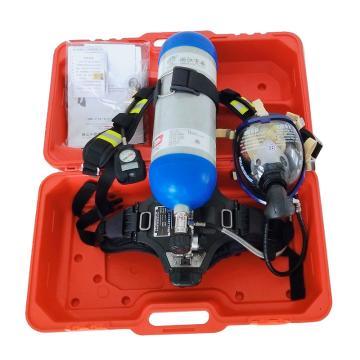 江山得利 正压式空气呼吸器,RHZK6.8/B,含3C