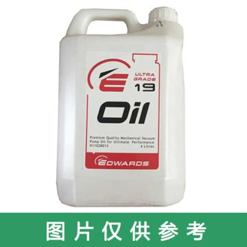 爱德华/EDWARDS 真空泵油,H11025013 Ultragrade 19 Oil 4 Litres