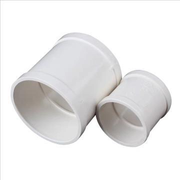 """西域推薦 PVC管箍,4寸 4"""""""
