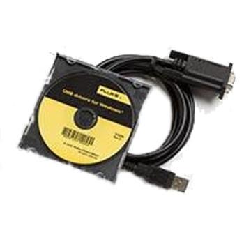 福祿克/FLUKE USB到RS232電纜適配器,884X-USB