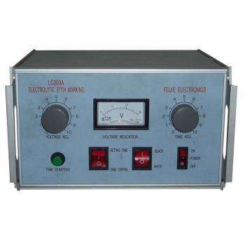 西域推薦 電腐蝕打標機,Lc200(含碳墊 蠟紙 電解液 電腦 針式打印機)